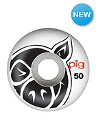 PIG Wheels Head Naturals 50mm one colour
