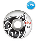 PIG Wheels Head Naturals 53mm one colour