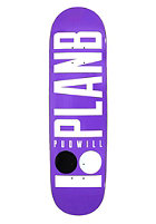 PLAN B Deck Pudwill ProSpec Basics 8.375 one colour