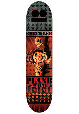 PLAN B Sheckler Know Future Deck 8,0