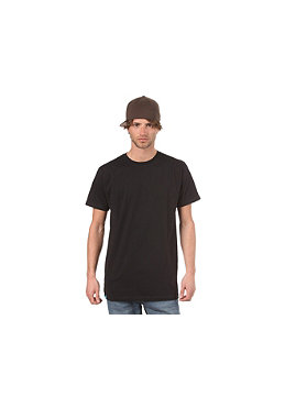 PLANET SPORTS Blank S/S T-Shirt slim fit solid black