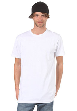 PLANET SPORTS Blank S/S T-Shirt slim fit solid white