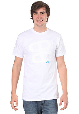 PLANET SPORTS Icon Print S/S Slimfit T-Shirt white/white