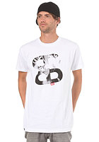 PLANET SPORTS MG Photo Icon S/S Slimfit T-Shirt bright white