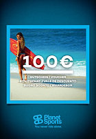 PLANET SPORTS Onlineshop-Voucher 100 Euro