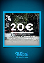 PLANET SPORTS Onlineshop-Voucher 20 Euro