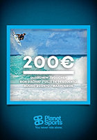 PLANET SPORTS Onlineshop-Voucher 200 Euro