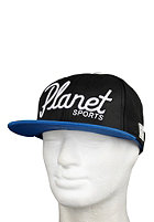PLANET SPORTS PLANET SPORTS x Cayler & Sons Snapback Cap black/cyan/white