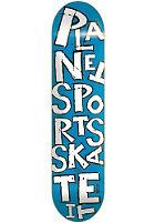 PLANET SPORTS Scribble blue/white Deck 7.625
