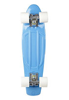 PLANET SPORTS Skateboard blue / white