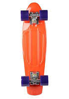 PLANET SPORTS Skateboard orange / blue