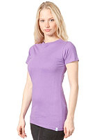 PLANET SPORTS Womens Blank S/S T-Shirt purple
