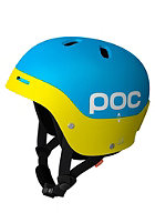POC Frontal Helmet blue/yellow