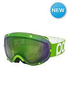 POC Lobes Goggle iodine green