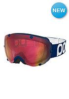 POC Lobes Goggle lead blue
