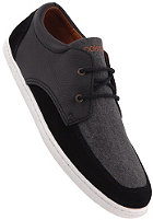 POINTER Barajas II  leather black/white