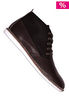 POINTER Cyrill II Tumbled Leather suede chocolate white