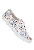 POINTER Womens A.F.D. washed racket print jaffa