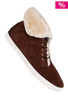 POINTER Womens Hannah Suede chocolate cream