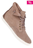POINTER Womens Hannah Suede pussywillow cream