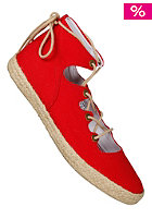 POINTER Womens Patricia Canvas crimson/espadrille
