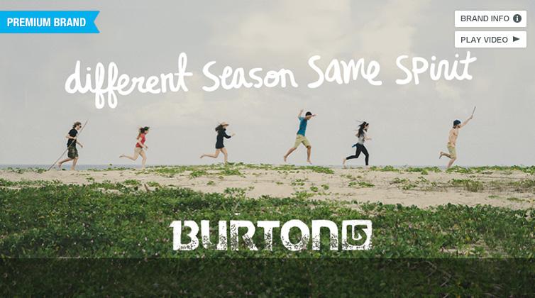 Premiumshop BURTON