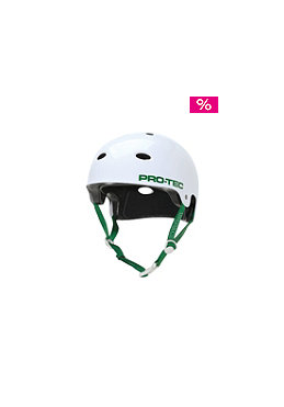 PROTEC B2 Wake Helmet 2012 gloss white