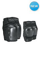 PROTEC Knee Elbow Pad Set black