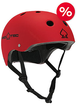 PROTEC The Classic Helmet 2012 matte red 12