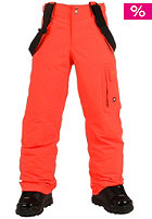 PROTEST Kids Denys Pant neon red