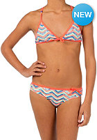 PROTEST Kids Fatima JR Triangle Bikini Set tangerine