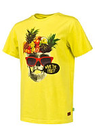 PROTEST Kids Goof JR S/S T-Shirt citron