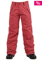 PROTEST Kids Hopkins Pant indian red