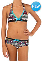 PROTEST Kids Janoek JR Halter Bikini Set true black