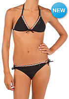 PROTEST Kids Leika A JR Triangle Bikini Set true black