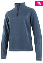 PROTEST Kids Mute 1/4 Zip Sweat blue petrol