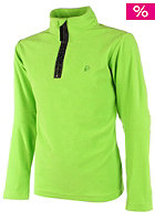 PROTEST Kids Perfect 1/4 Zip Sweat green