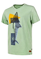 PROTEST Kids Vis JR S/S T-Shirt eucalyptus