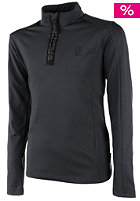 PROTEST Kids Willow 1/4 Zip Sweat onyx