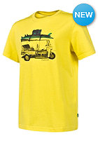 PROTEST Kids Wool JR S/S T-Shirt citron