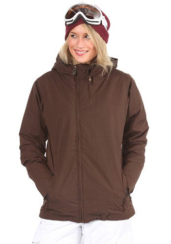 Womens Pearl Jacket 2012 brown
