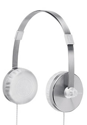 Apollo Headphones silver/white