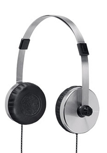 Apollo Headphones silver/black