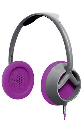 Trooper Headphones grey/rhodo