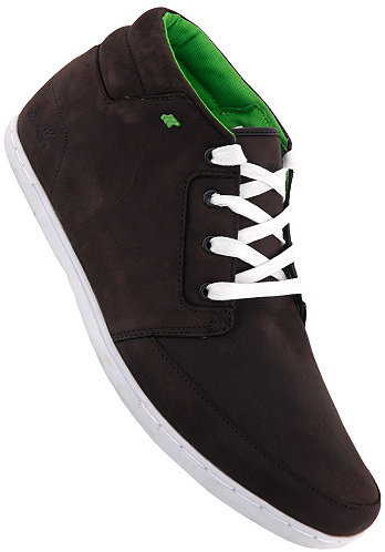 Eavis Ori dark brown/lime