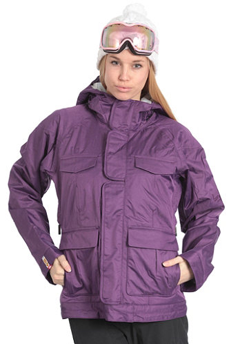 Womens Safari 2 Jacket violet