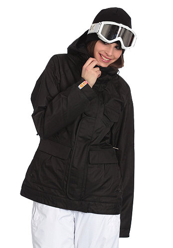 Womens Safari 2 Jacket black