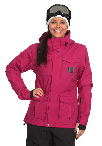 Shifty Jacket iced pink