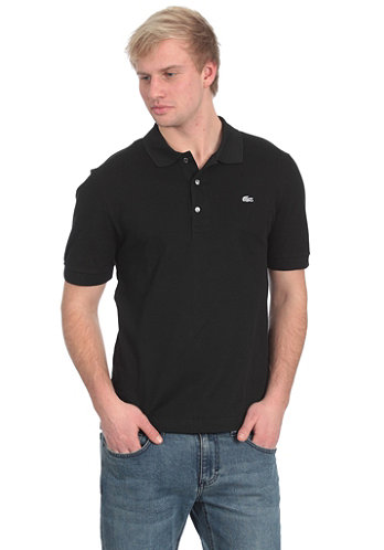 Uni Silver Edition Slim Fit S/S Polo Shirt black