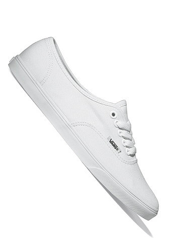 Authentic Lo Pro true white
